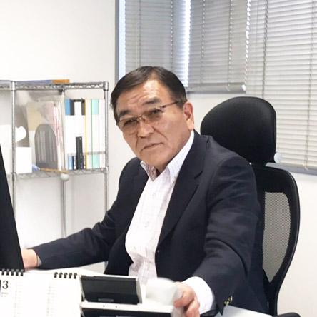 株式会社トスタック 代表取締役 冨永謙二様